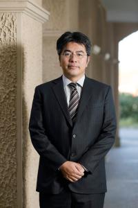 猪口 明博 教授